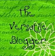 Versatile Blog Award Recipient