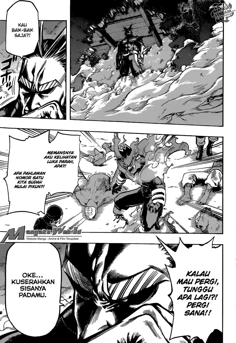 Boku no Hero Academia Chapter 89-8