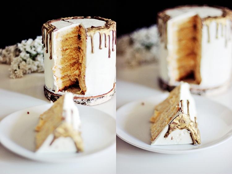 Przepis na tort cytrynowy