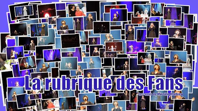 Mireille Mathieu, site, blog