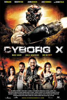 Download Film Cyborg X 2016