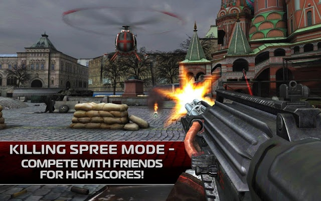 Contract Killer 2 Mod Apk Data