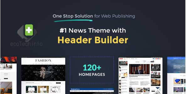 Jnews V1.1.5 Wordpress one stop solution for web publishing