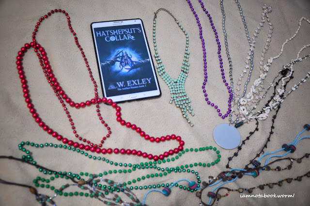 Hapshepsut's Collar (Artifact Hunters #2) by A. W. Exley Book Review