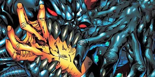 villain terbaik Aquaman, ada Charybdis