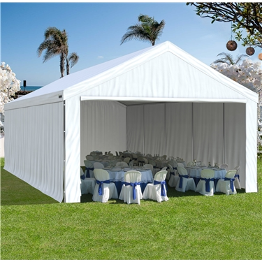 Below is enclosed canopy tent which will most likely be the higher demand canopy tent in 2018. & Ace Canopy