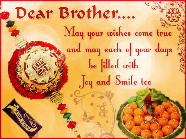raksha bandhan saying images
