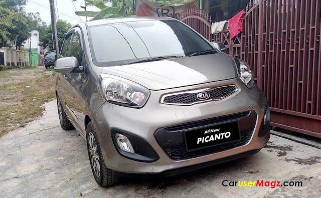 KIA All New Picanto Indonesia 2012-2014