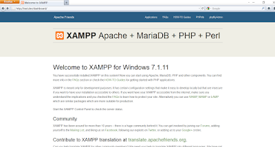 How to Solve Laravel XAMPP dashboard redirect problem