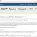 How to Solve Laravel XAMPP dashboard redirect problem