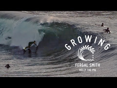Fergal Smith - Growing - Holly The Pig Ep 2