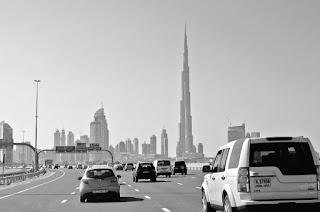 kota dubai burj khalifa