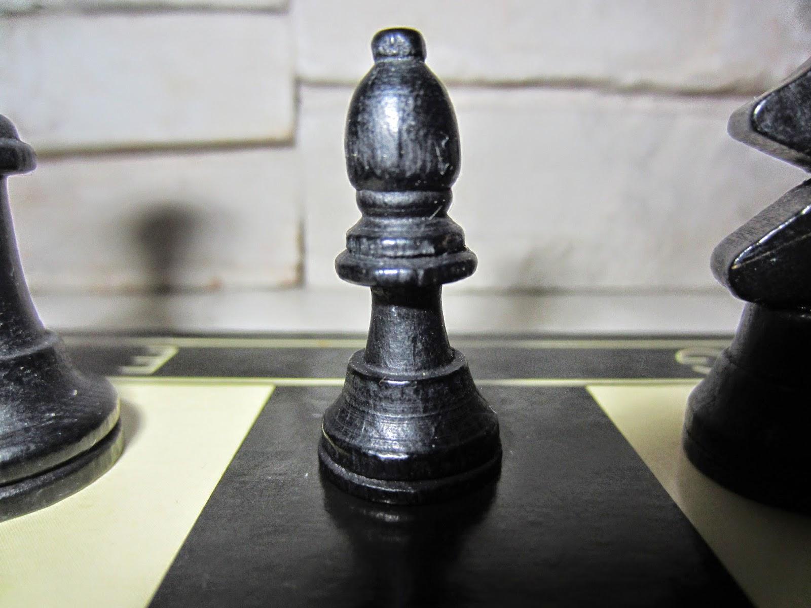 shakkinappula, lähetti