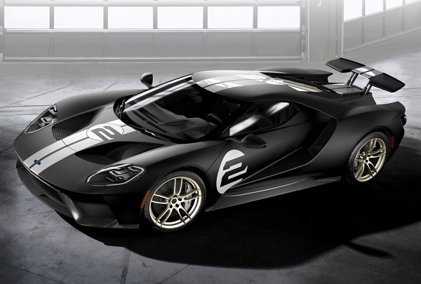Ford GT 1966 Heritage Edition