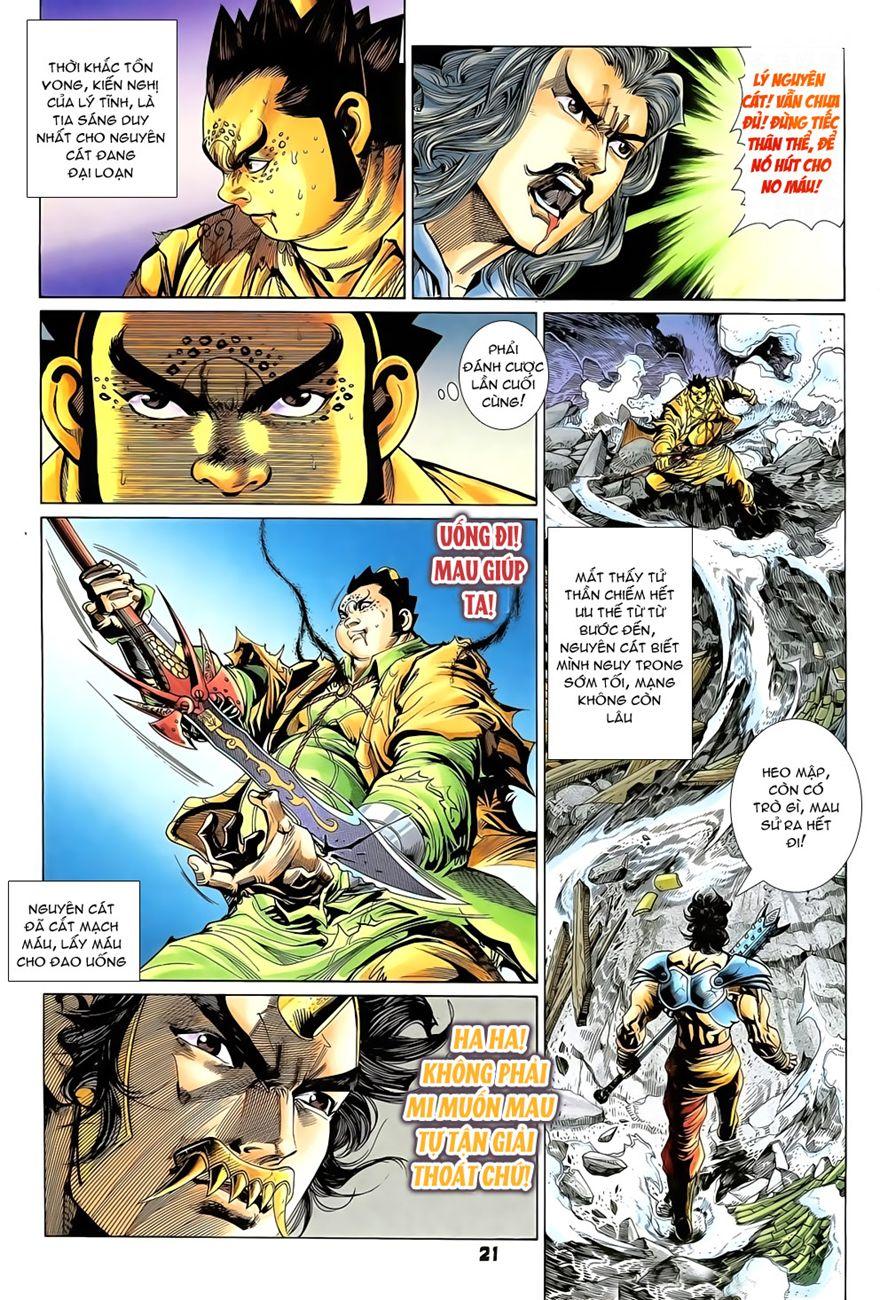 Đại Đường Uy Long chapter 79 trang 28