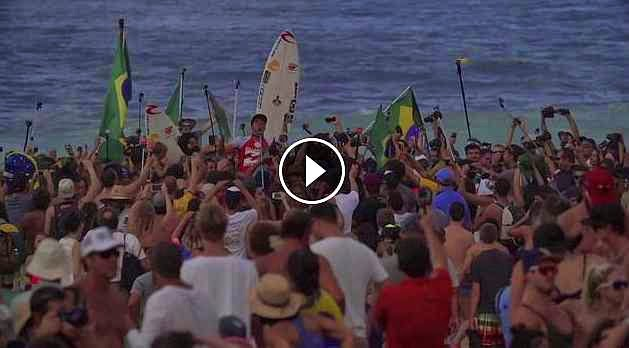 Gabriel Medina is the 2014 ASP World Champion Epic performance at Pipeline