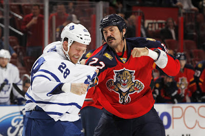 NHL -  Maple Leafs welcome the Florida Panthers