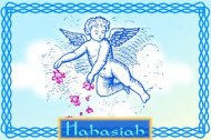 magia angelical anjo da guarda hahasiah