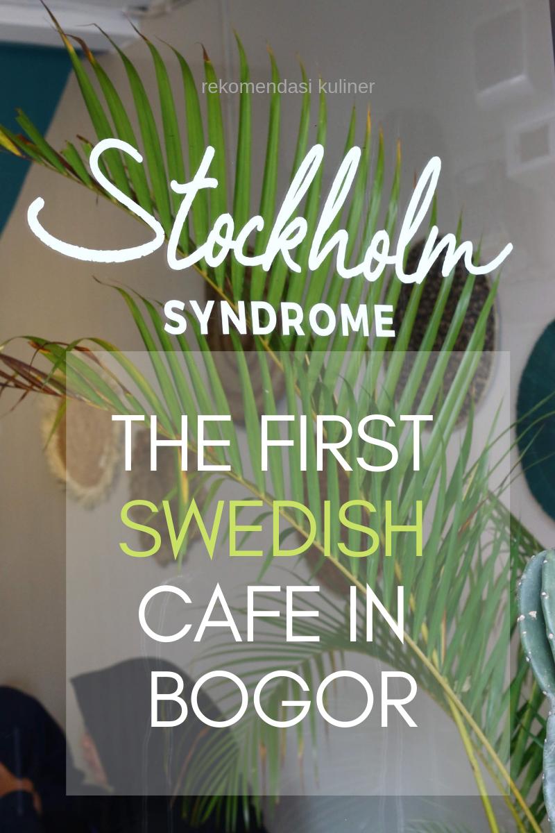 Stockholm Syndrome Bogor