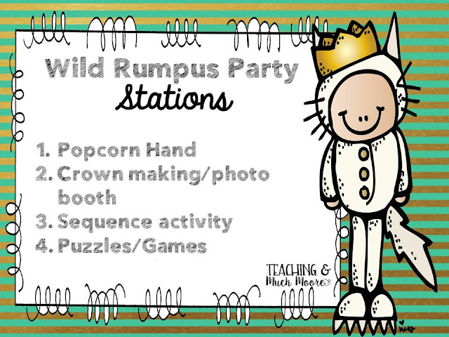 wild rumpus party ideas for where the wild things are