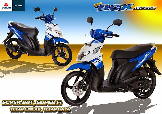 Harga Motor Seken Suzuki Paling Murah di Pasaran 2016
