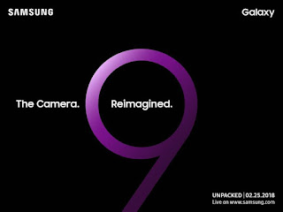 Samsung Galaxy S9, Galaxy S9+ to launch on February 25