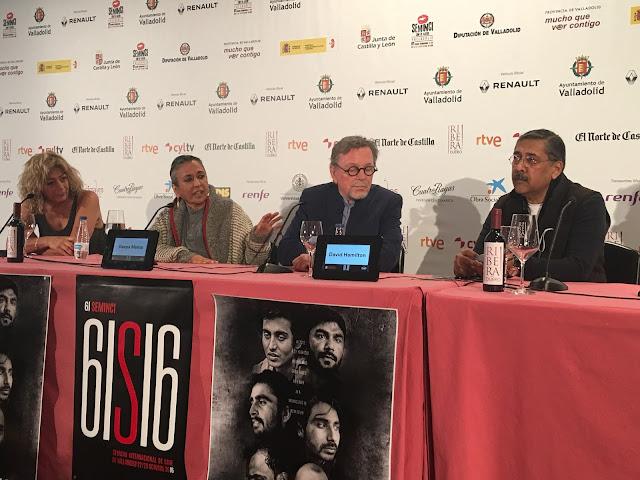 61 SEMINCI. Rueda de prensa de 'Anatomy of Violence' con Deepa Mehta