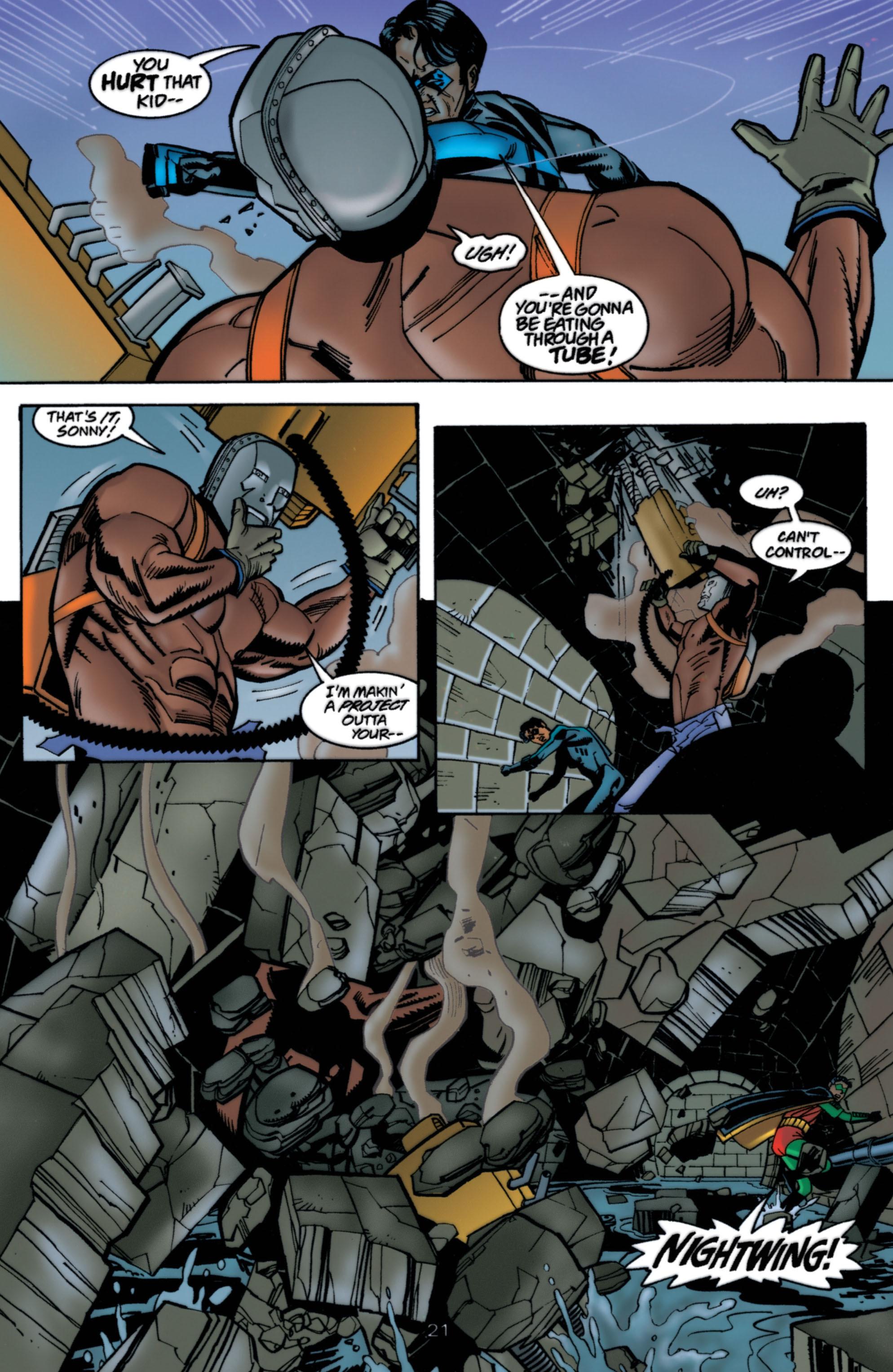 Detective Comics (1937) 728 Page 21