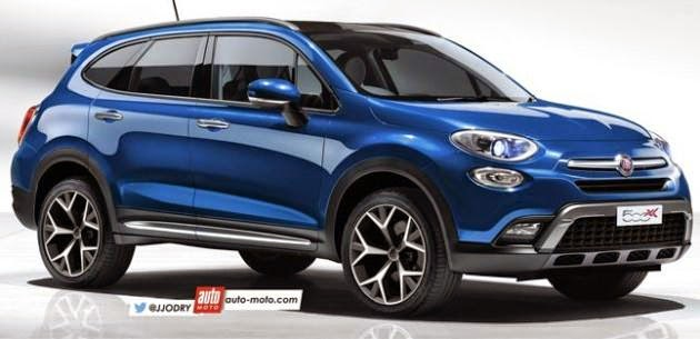 fiat 500x 2014 topic officiel page 34 500 500l 500x fiat forum marques. Black Bedroom Furniture Sets. Home Design Ideas
