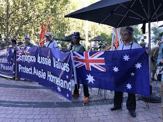 AVA联盟: 保卫澳洲家园,守护普世价值