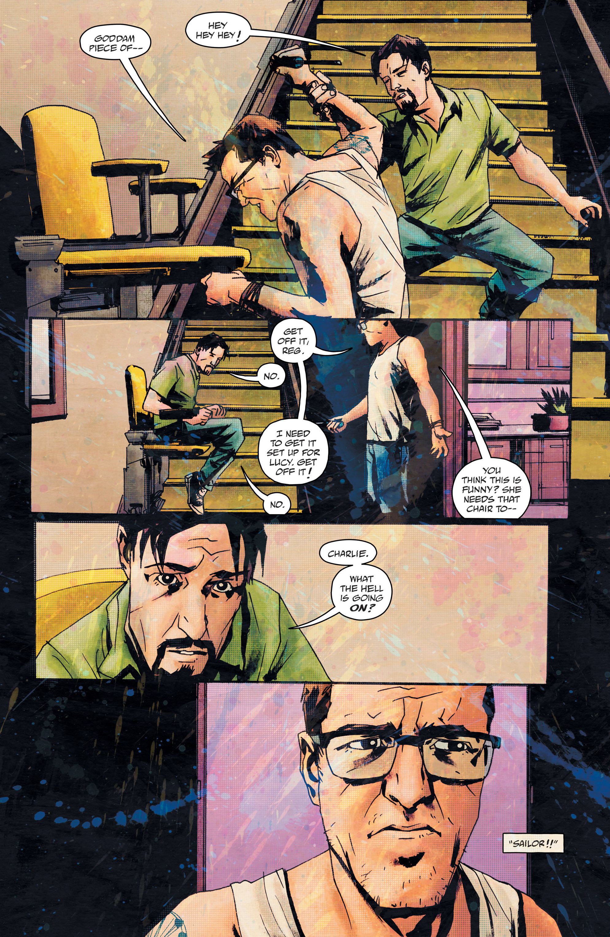 Read online Wytches comic -  Issue #2 - 5