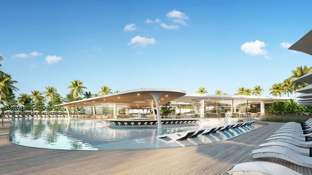 Biệt thự biển Vogue Resort Bãi Dài Nha Trang