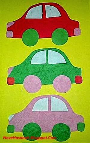 Cara Membuat Hiasan Dekoratif Gantung Mobil