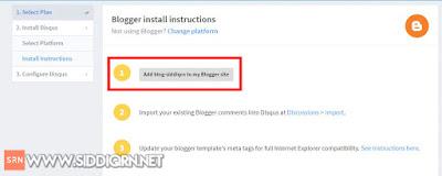 Cara Mudah Memasang Disqus di Blog