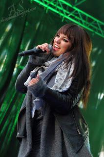 Relacja z koncertu - Ewa Farna