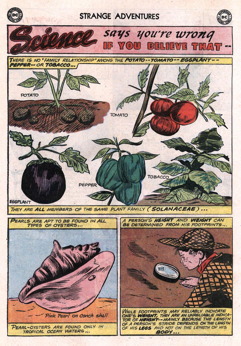 Strange Adventures (1950) issue 137 - Page 12