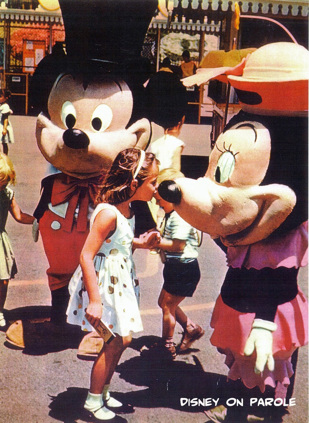 Pupepepets Blog Mickey Amp Minnie Through The Years 1955