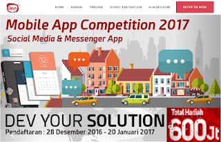 Mobile App Competition 2017