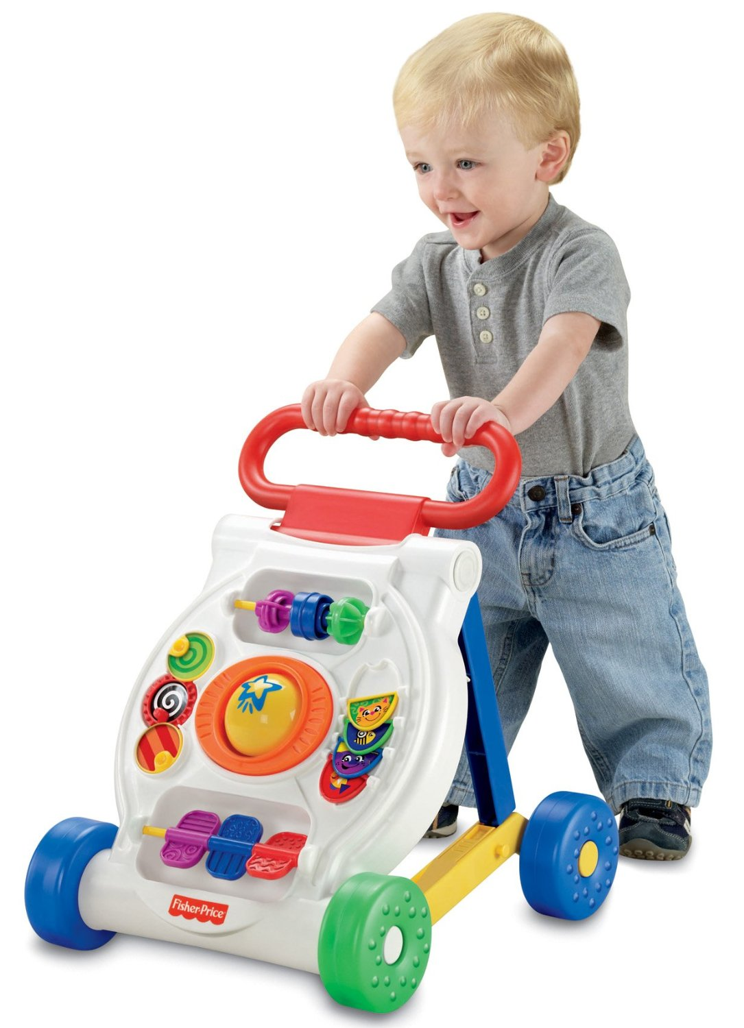 Fisher Price Baby Push Car