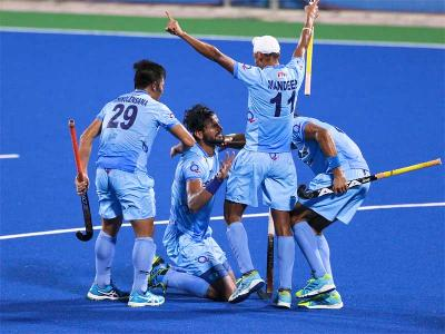 India Hockey TeamSultan Azlan Shah Cup