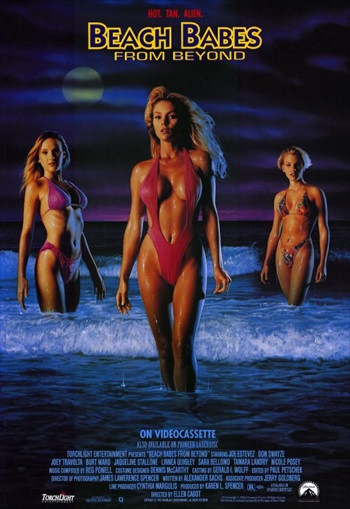 Beach Babes From Beyond 1993 Dual Audio Movie Download