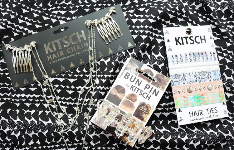 Kitsch Hair Accessories