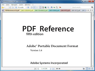 STDU Viewer alternative Adobe Reader