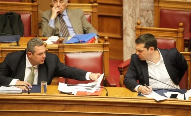 Επετειακή αναφορά στον Πάνο Καμμένο και την συγκυβέρνηση ΣΥΡΙΖΑΝΕΛ...