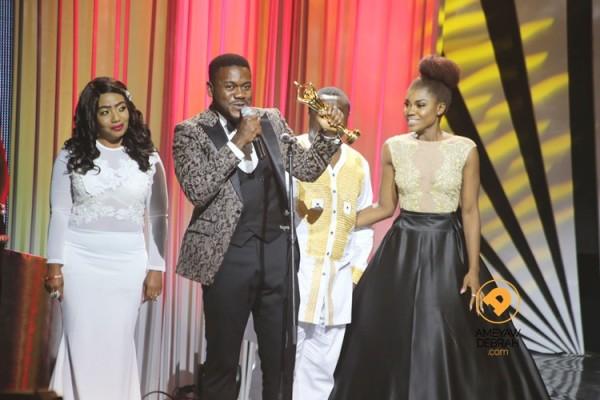 Ghana Movie Awards 2015
