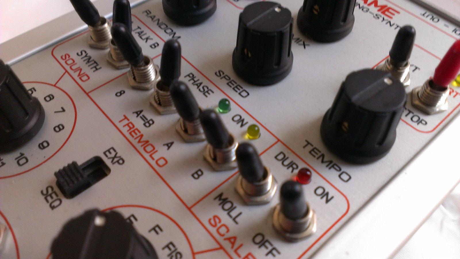 Flame Midi Talking synth Manual