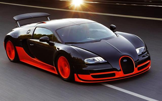 Bugatti Veyron Super Sport 2016