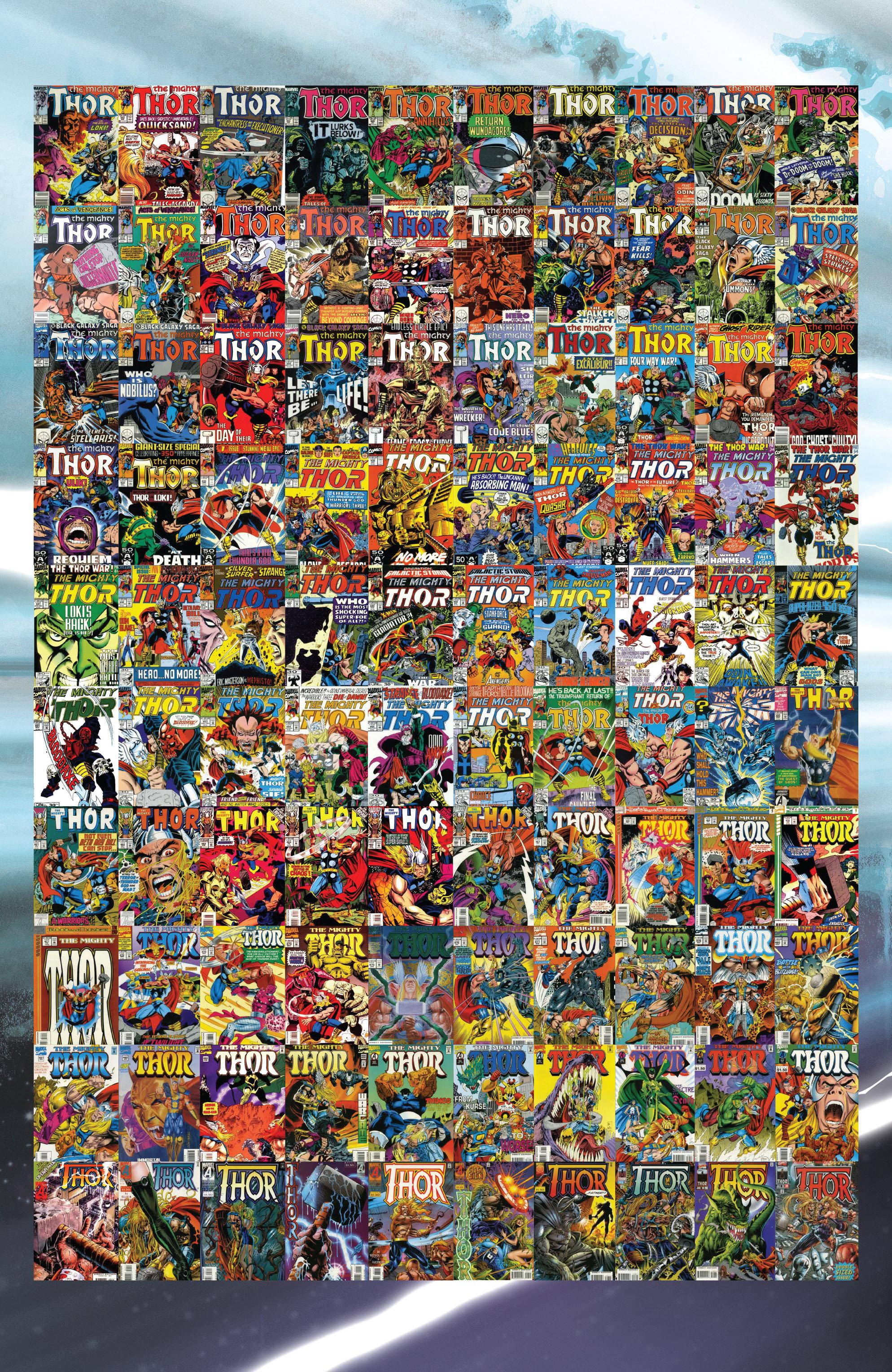 Thor (2007) Issue #600 #13 - English 92
