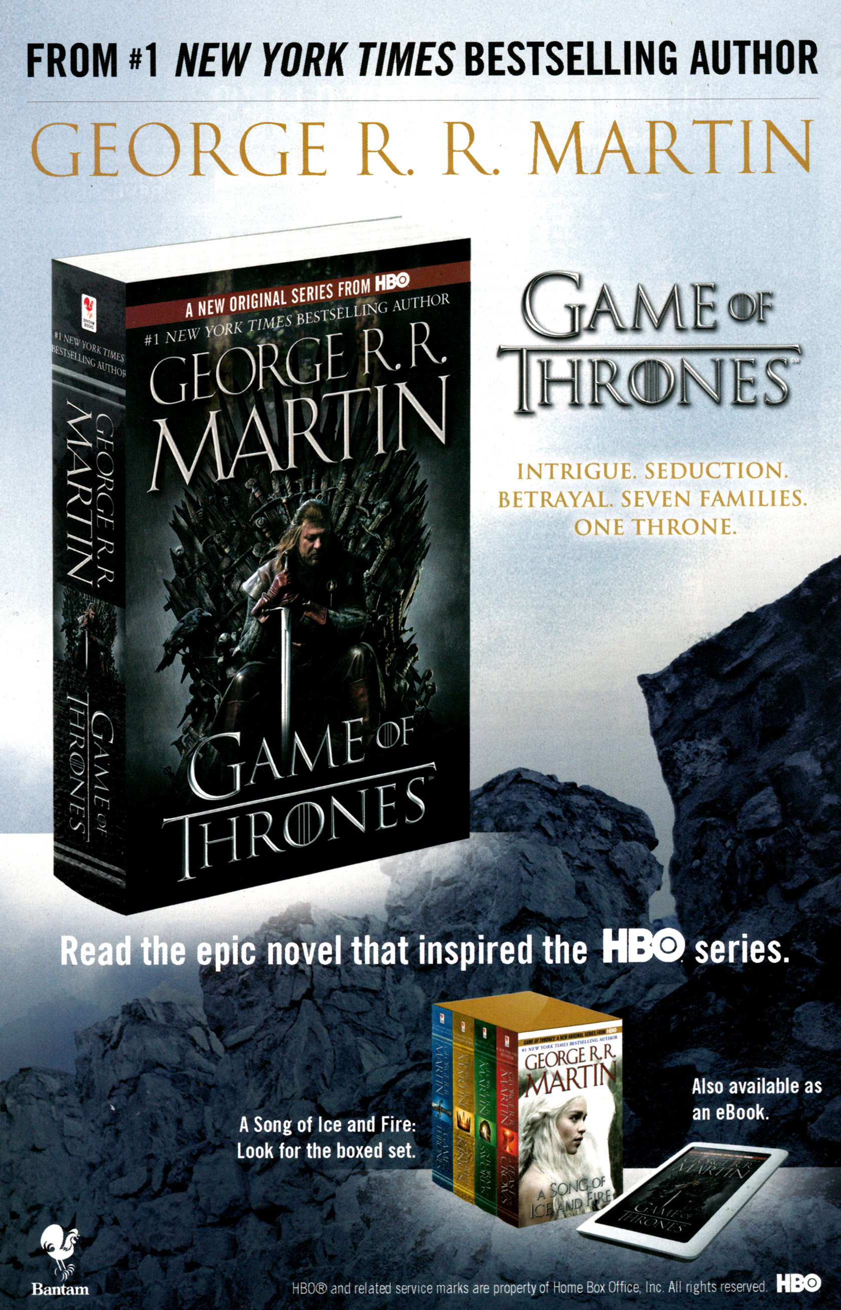 Read online A Game Of Thrones comic -  Issue #5 - 34