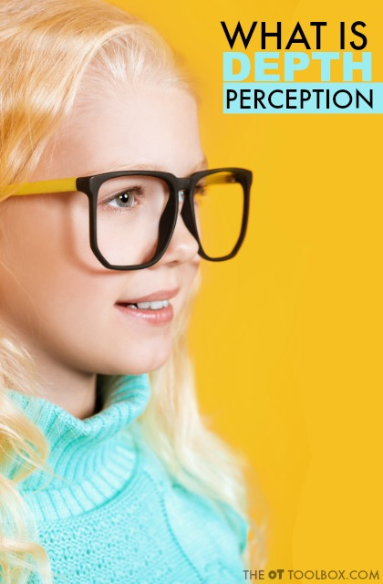 Need information on depth perception? This visual skill is important for reading, moving, and completing tasks. This article explains what depth perception is and how to improve this visual skill.
